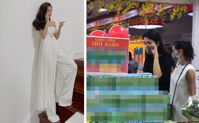 Đẳng cấp visual: Hà Tăng bị quay lén vẫn đẹp lịm đi, cười 1 phát netizen đứng hình-3