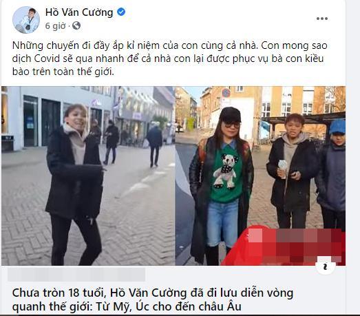 Fanpage Hồ Văn Cường đăng status mới, dân mạng: Hệt như dàn xếp-2