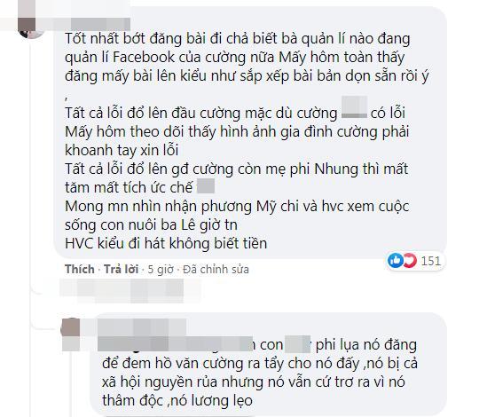 Fanpage Hồ Văn Cường đăng status mới, dân mạng: Hệt như dàn xếp-3