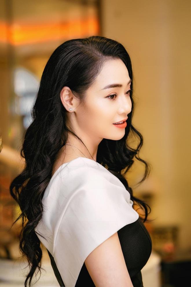 Quách Thu Phương chia sẻ nỗi ám ảnh khi đóng phim Hương Vị Tình Thân-7