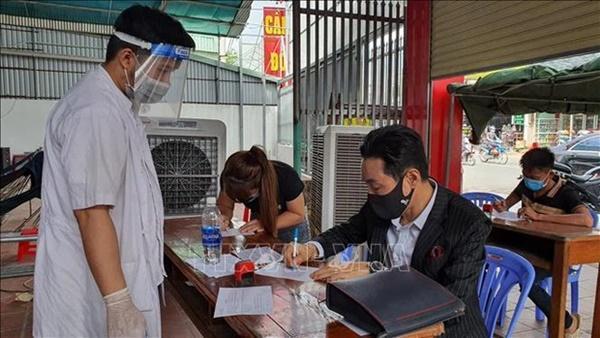Bình Dương ghi nhận 7 công nhân dương tính SARS-CoV-2-1