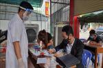Bình Dương ghi nhận 7 công nhân dương tính SARS-CoV-2