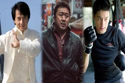 Số phận trái ngược của các ngôi sao phim hành động nổi tiếng