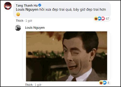 Tăng Thanh Hà khoe ảnh thuở hẹn hò, khịa Louis Nguyễn xấu-4