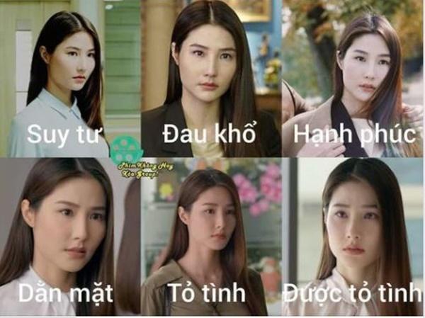 Những mỹ nhân mặt xinh nhưng diễn như hạch của phim Việt-5