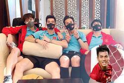 Hành động đầu tiên Tiến Linh khi về Việt Nam, fans dồn dập khen dễ thương