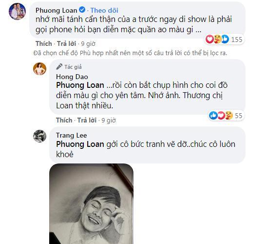 Hồng Đào đăng ảnh Chí Tài, chị Bé Heo bình luận ai nấy ngậm ngùi-3