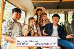 Netizen khó chịu khi Đạt G 'lạc trôi' trong MV của Dương Hoàng Yến