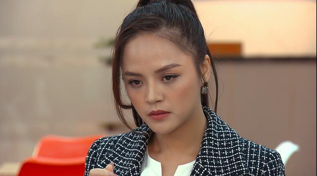 Thu Quỳnh Hương Vị Tình Thân bị chê làm tóc như... phim kiếm hiệp-9