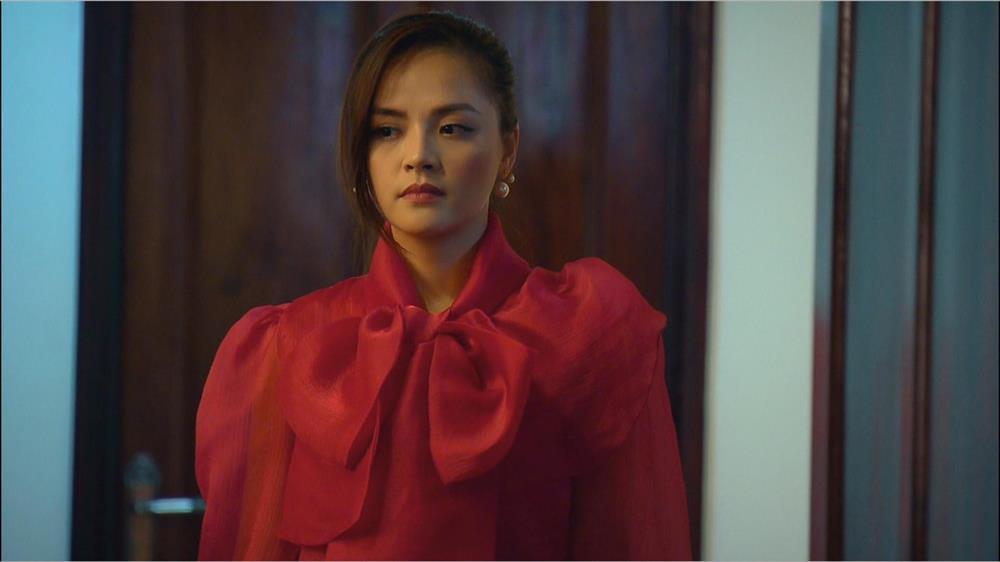 Thu Quỳnh Hương Vị Tình Thân bị chê làm tóc như... phim kiếm hiệp-1