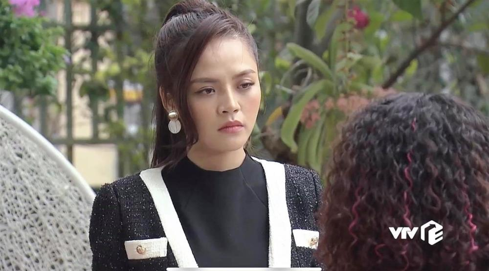 Thu Quỳnh Hương Vị Tình Thân bị chê làm tóc như... phim kiếm hiệp-15