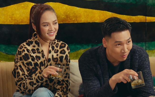 Thu Quỳnh Hương Vị Tình Thân bị chê làm tóc như... phim kiếm hiệp-3