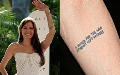 Tất tần tật ý nghĩa của gần 20 hình xăm trên cơ thể Angelina Jolie-19