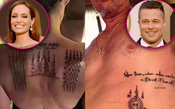 Tất tần tật ý nghĩa của gần 20 hình xăm trên cơ thể Angelina Jolie-14