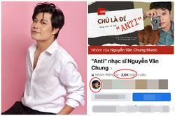 Nguyễn Văn Chung tạo tiền lệ showbiz: Fan và mẹ đều 'nằm vùng' group anti