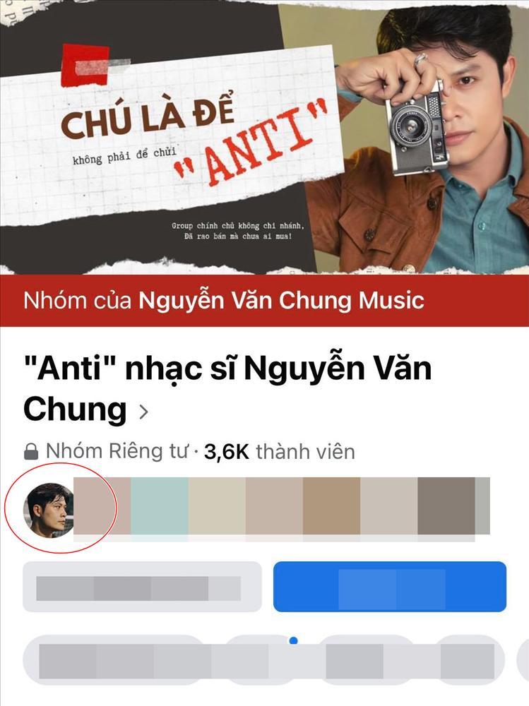 Nguyễn Văn Chung tạo tiền lệ showbiz: Fan và mẹ đều nằm vùng group anti-6