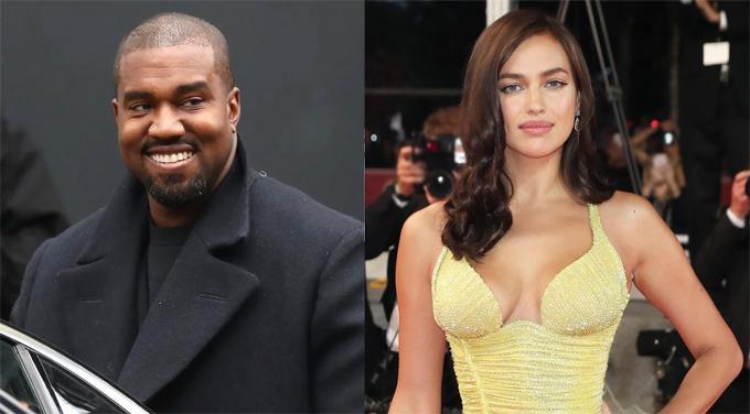 Kim thấy Irina Shayk phù hợp hoàn hảo với Kanye West-1