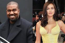 Kim thấy Irina Shayk phù hợp hoàn hảo với Kanye West