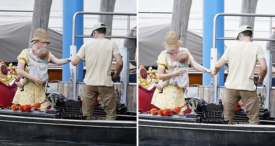 Katy Perry bị tốc váy lộ vòng 3 trên phố, được so sánh với Marilyn Monroe-6