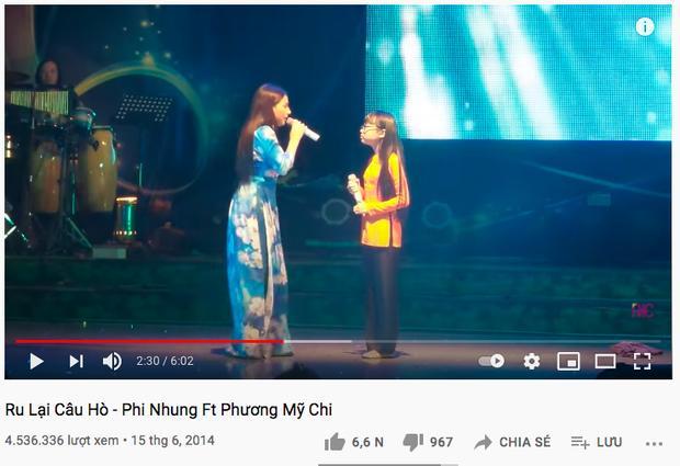Phương Mỹ Chi oan gia tương báo chỉ vì 1 bản song ca cùng Phi Nhung-5