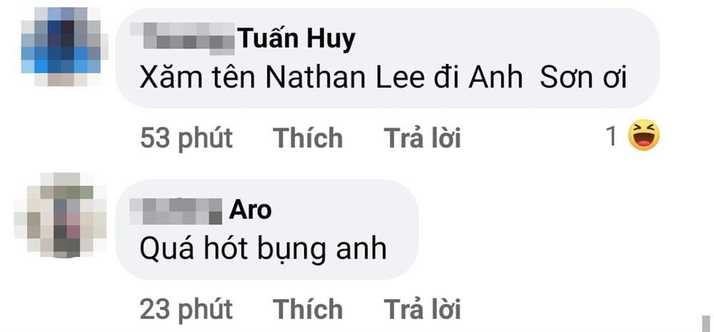 Cao Thái Sơn được tư vấn xăm tên Nathan Lee... vào trái tim-2