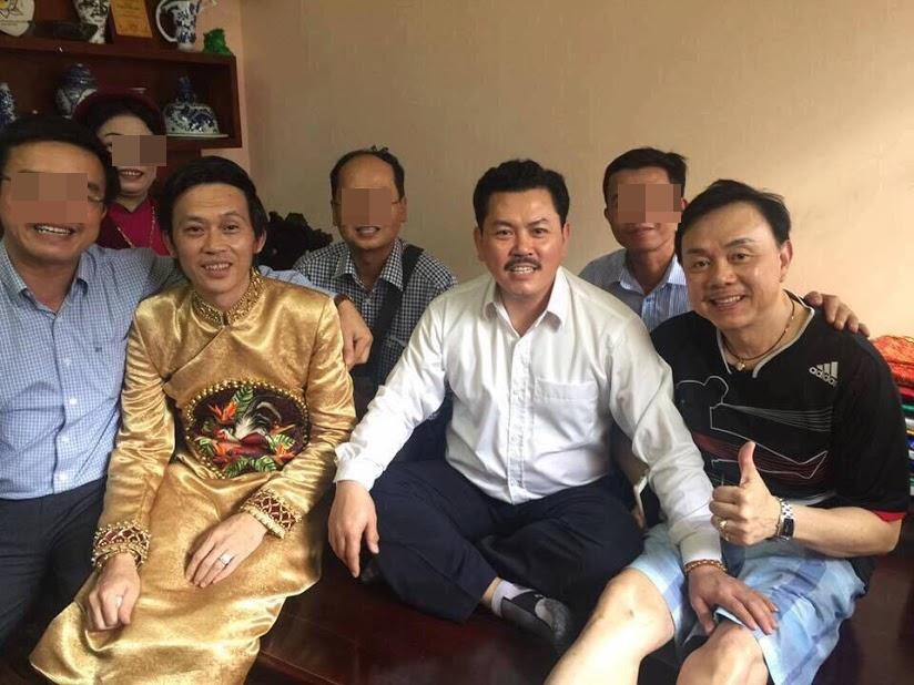 Hóa ra nhiều nghệ sĩ Việt cũng từng nhờ Võ Hoàng Yên chữa bệnh-9