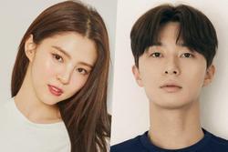 Sau Song Kang, Han So Hee tiếp tục nên duyên cùng trai đẹp Park Seo Joon