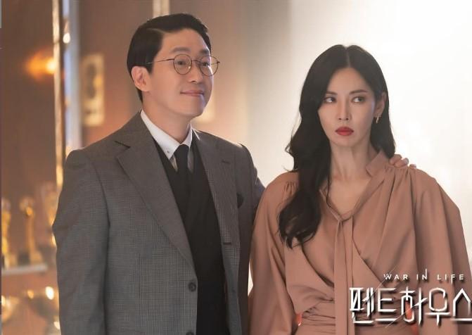Penthouse 3: Bác sĩ Ha chết lặng nhìn dì Trinh bên kẻ thù, vợ chồng tan nát còn đâu!-1