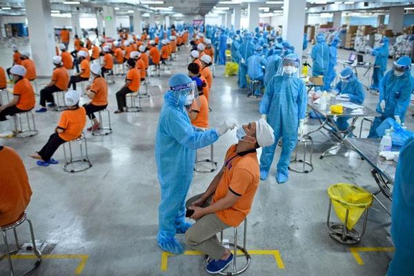 Ngày 17/6: Việt Nam có số ca Covid-19 mắc mới cao nhất từ trước đến nay-1
