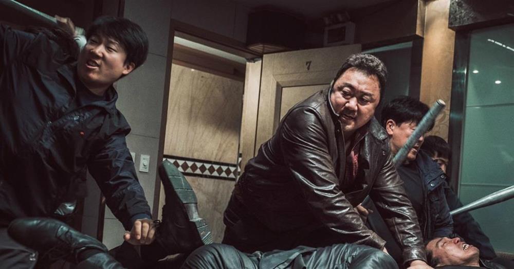 HOT: Ma Dong Seok bất ngờ khoe ảnh đến Việt Nam quay phim-3