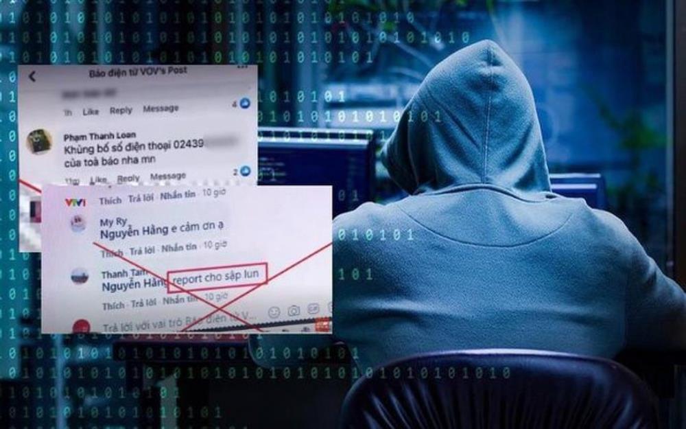 Trung tướng Tô Ân Xô nói về vụ hacker tấn công Báo điện tử VOV-2