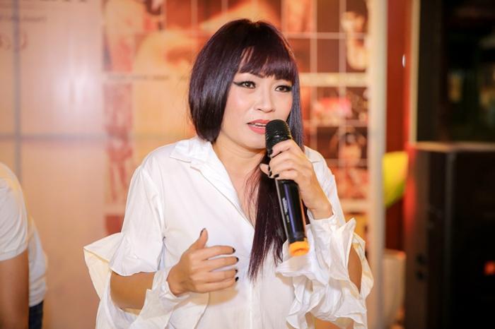 Phương Thanh, Nguyễn Văn Chung nói rõ việc tham gia group chat chấn động showbiz-2