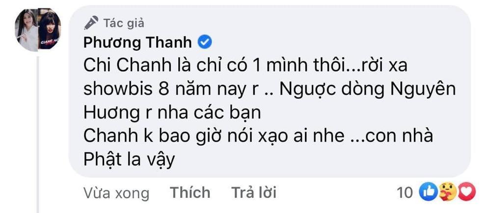 Phương Thanh, Nguyễn Văn Chung nói rõ việc tham gia group chat chấn động showbiz-4