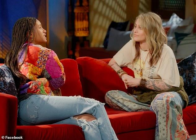 Con gái Michael Jackson ngại nói chuyện đồng tính với gia đình-2
