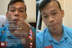 Tấn Trường livestream kể ác mộng năm xưa: 'Tôi sợ bị nói bán độ'