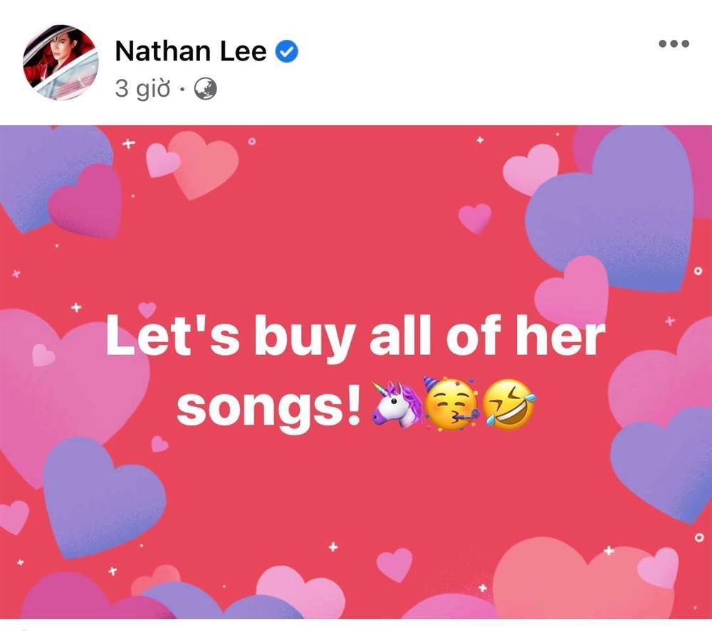 Nathan Lee dọa mua bài của 1 cô nào đó, netizen liền đọc tên 3 nữ chính-1