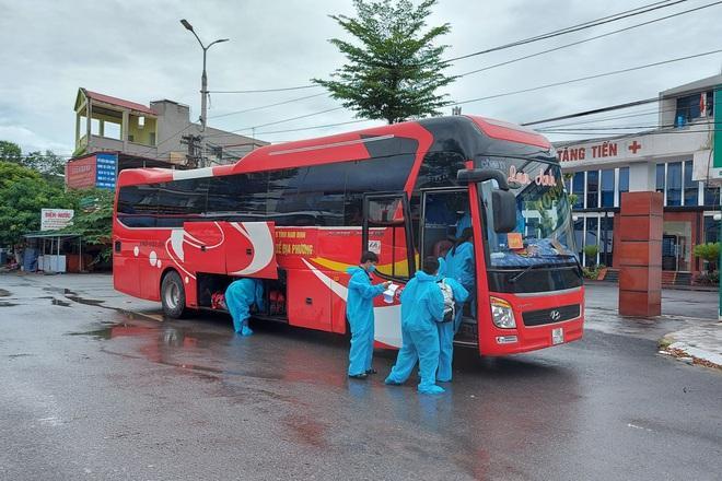 Thực hư thông tin 500 công nhân Thái Nguyên về từ Bắc Giang trốn cách ly-1