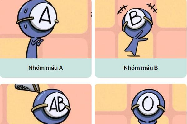 Tại sao 4 nhóm máu A - B - O - AB ế đến tận giờ?-1