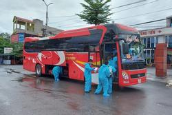 Thực hư thông tin 500 công nhân Thái Nguyên về từ Bắc Giang trốn cách ly