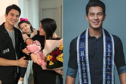 Nam vương khiến dân mạng u mê thành bố 2 con ở tuổi 27