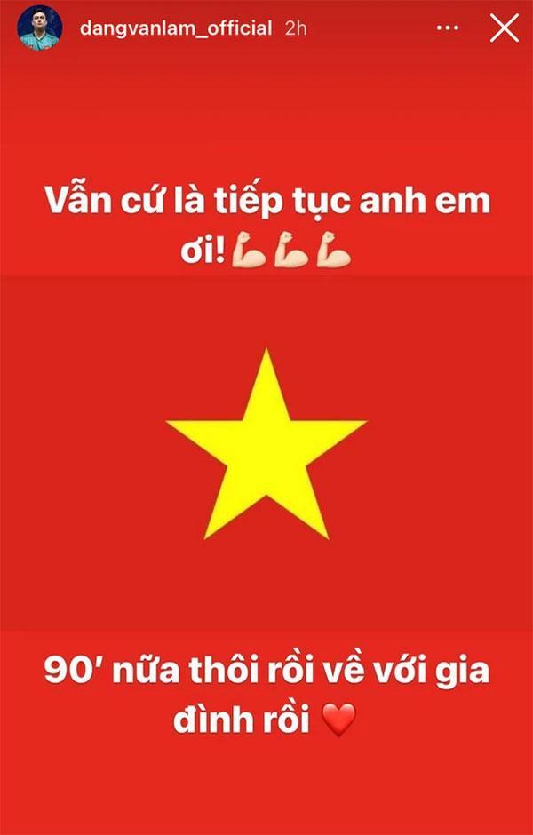 Đặng Văn Lâm còm bài đăng Tấn Trường, chỉ 3 từ mà hút 2,5k like-7