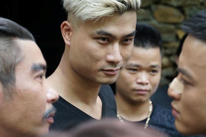 Nam diễn viên chuyên trị những vai bảo kê, giang hồ trên phim Việt-1