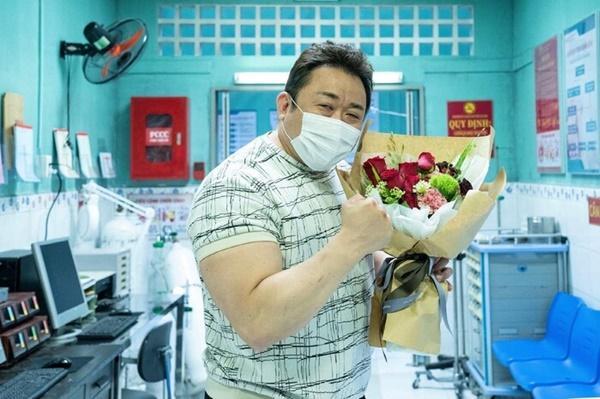 Thực hư tài tử Train To Busan Ma Dong Seok sang Việt Nam ghi hình phim mới-1