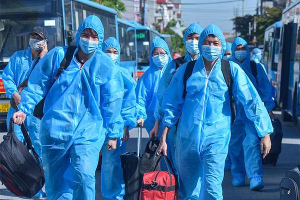 TP.HCM: 5 người mắc COVID-19 ở quận Bình Tân chưa rõ nguồn lây-1