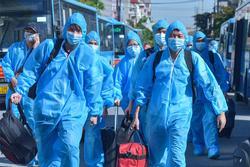 TP.HCM: 5 người mắc COVID-19 ở quận Bình Tân chưa rõ nguồn lây