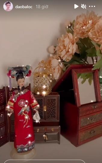 Đào Bá Lộc may từ nội y đến váy hậu cung cho búp bê đẹp ngây người-9