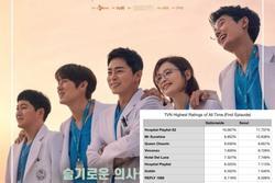 'Hospital Playlist 2' lập kỷ lục rating mở màn cao nhất, netizen đòi làm thêm 2 phần
