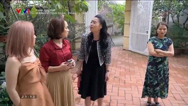 Hương Vị Tình Thân tập 43: Huy chốt đơn cưới Thy, bà Xuân bị mắng té tát-1