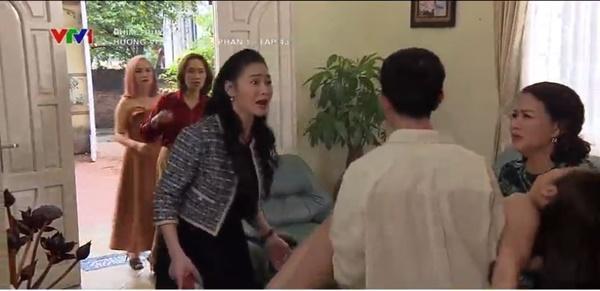 Hương Vị Tình Thân tập 43: Huy chốt đơn cưới Thy, bà Xuân bị mắng té tát-2