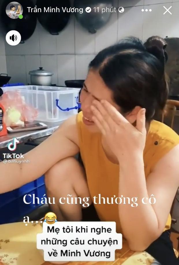 Minh Vương đáp lời khán giả khóc vì thương mình: Cháu cũng thương cô ạ-1